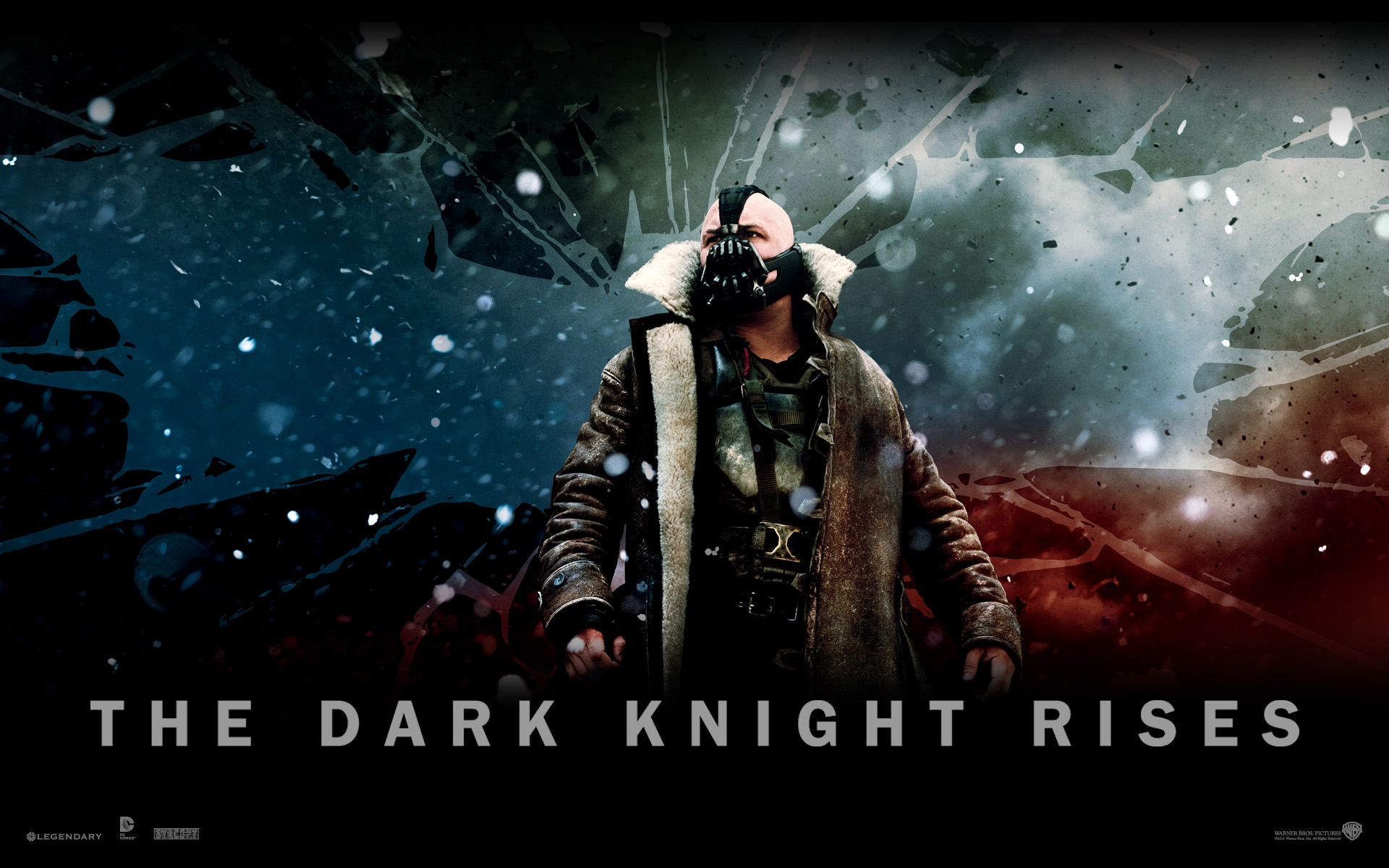 The Dark Knight Rises Official 2 Wallpapers | Wallpapers HD