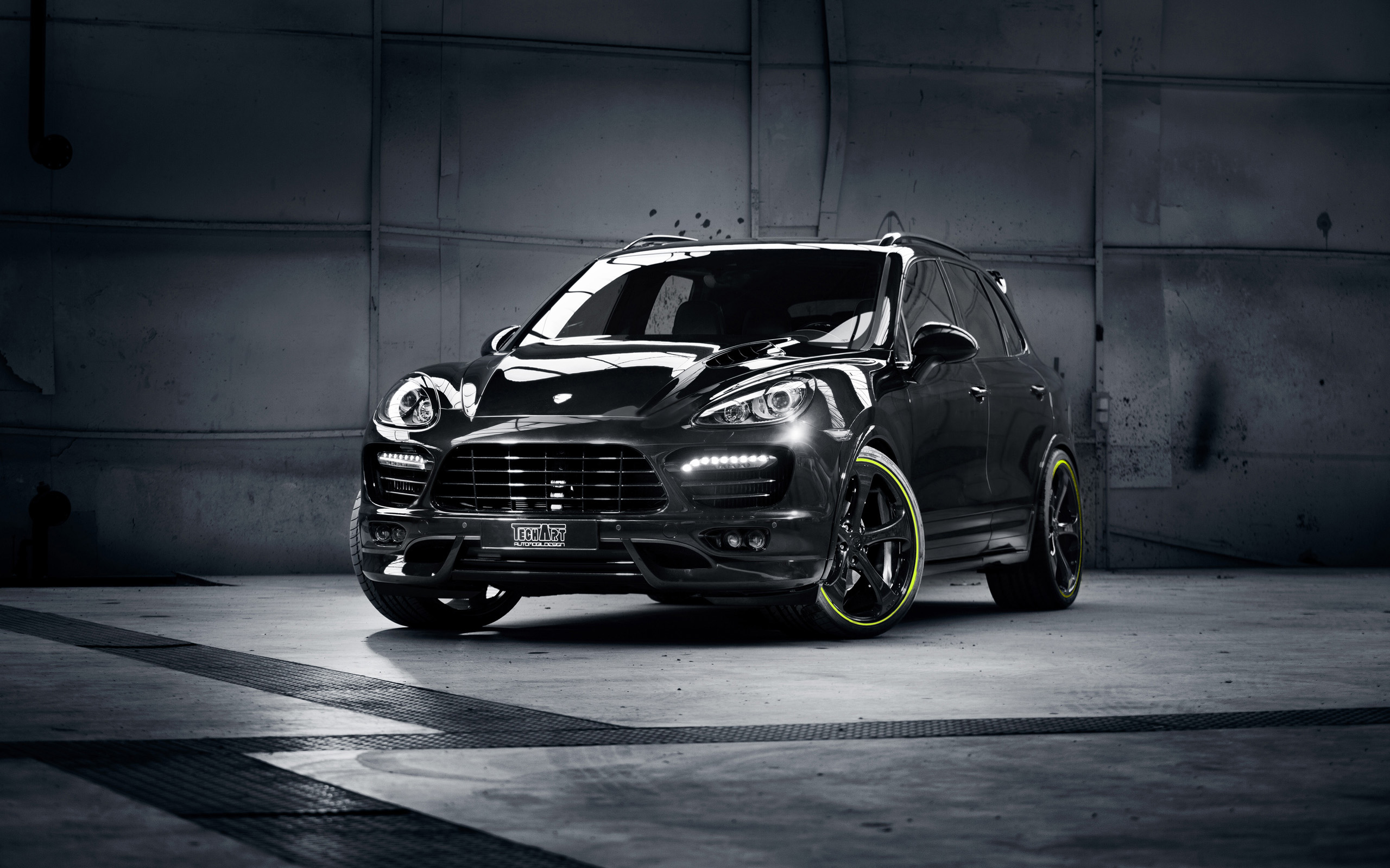 2013 porsche cayenne s diesel by techart wallpapers. Black Bedroom Furniture Sets. Home Design Ideas