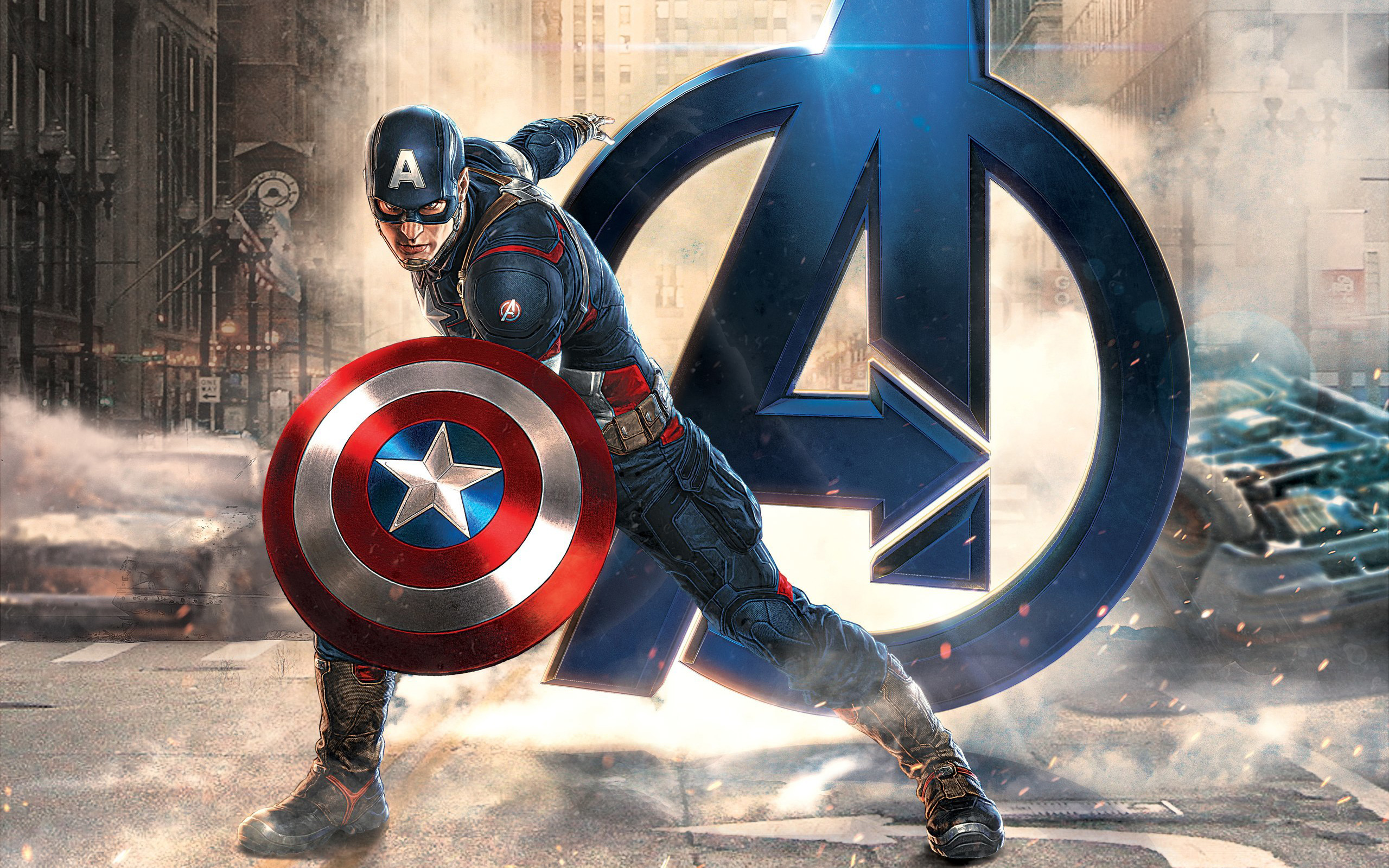 Cool Wallpaper Captain America Baby - captain_america_avengers-widescreen_wallpapers  Photograph_327838.jpg