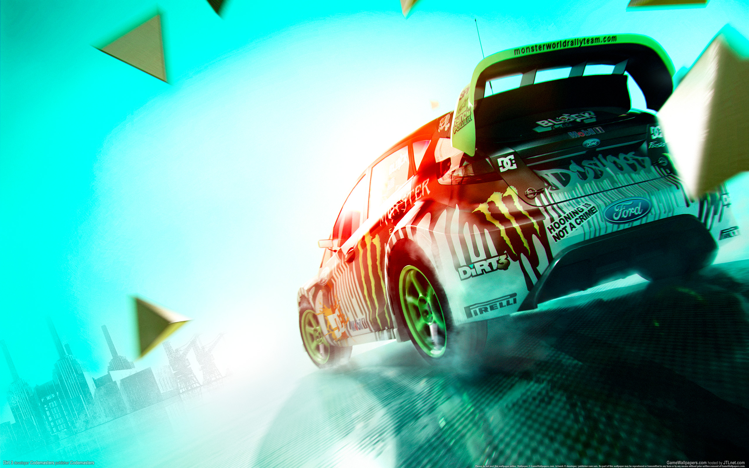 dirt 3 rally race game wallpapers | wallpapers hd