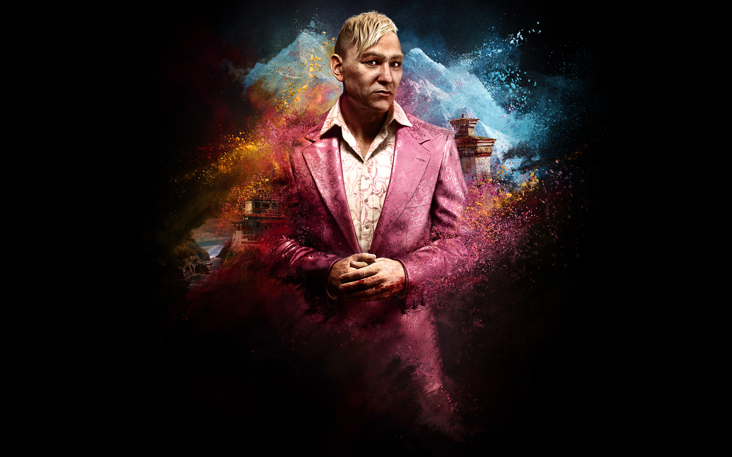 King Pagan Min In Far Cry 4 Wallpapers Wallpapers Hd