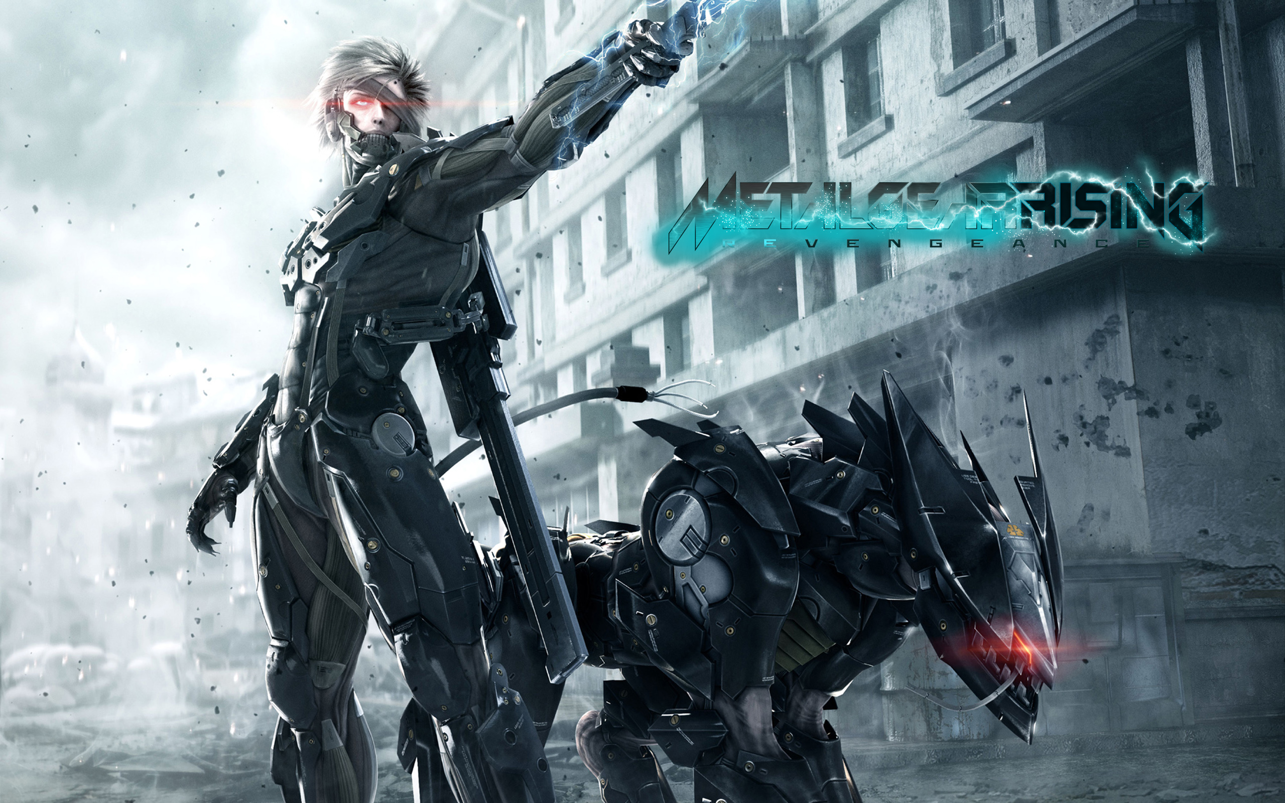 Metal gear rising revengeance 3 wallpapers wallpapers hd metal gear rising revengeance 3 voltagebd Image collections