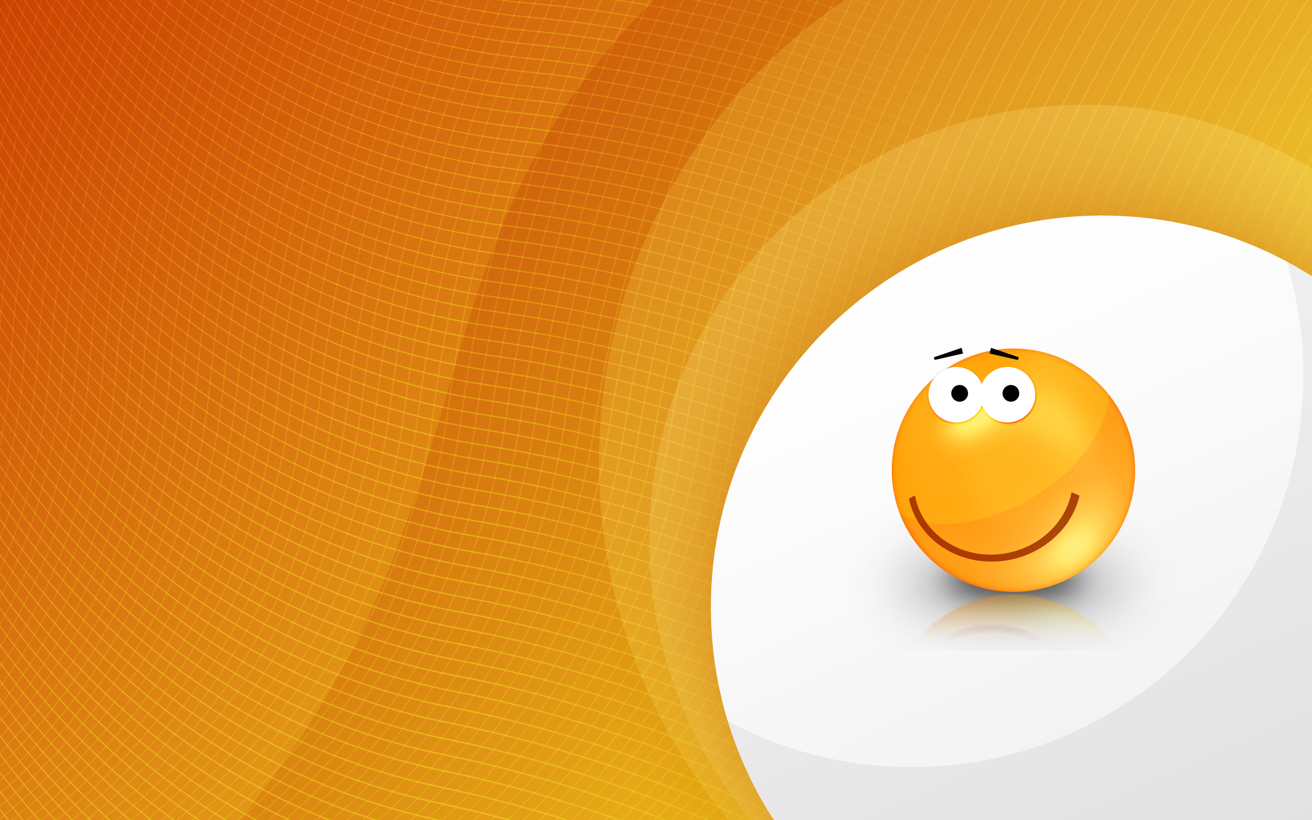 orange smiley wallpapers | wallpapers hd