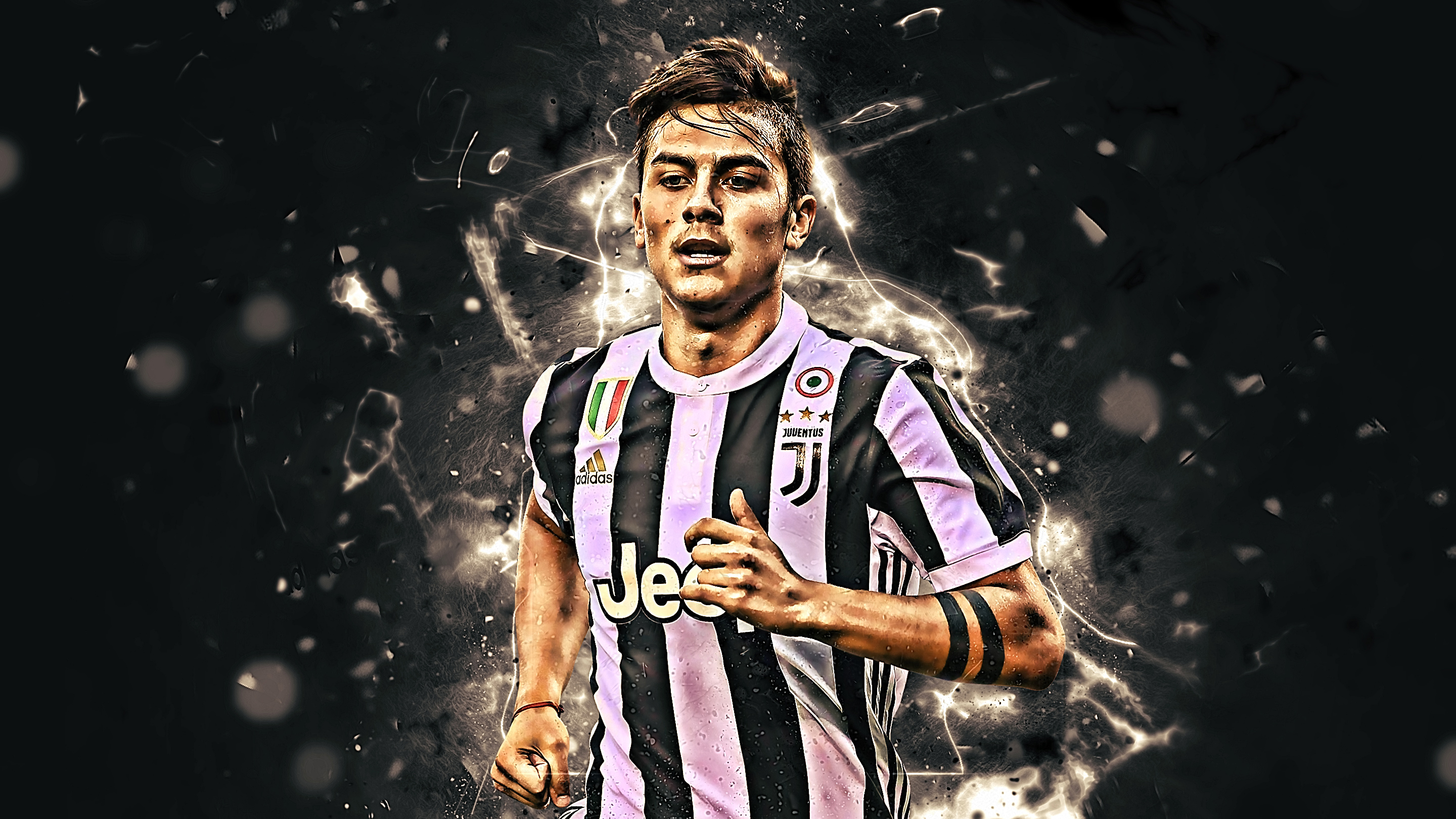 Paulo Dybala Argentine Football Player Wallpapers