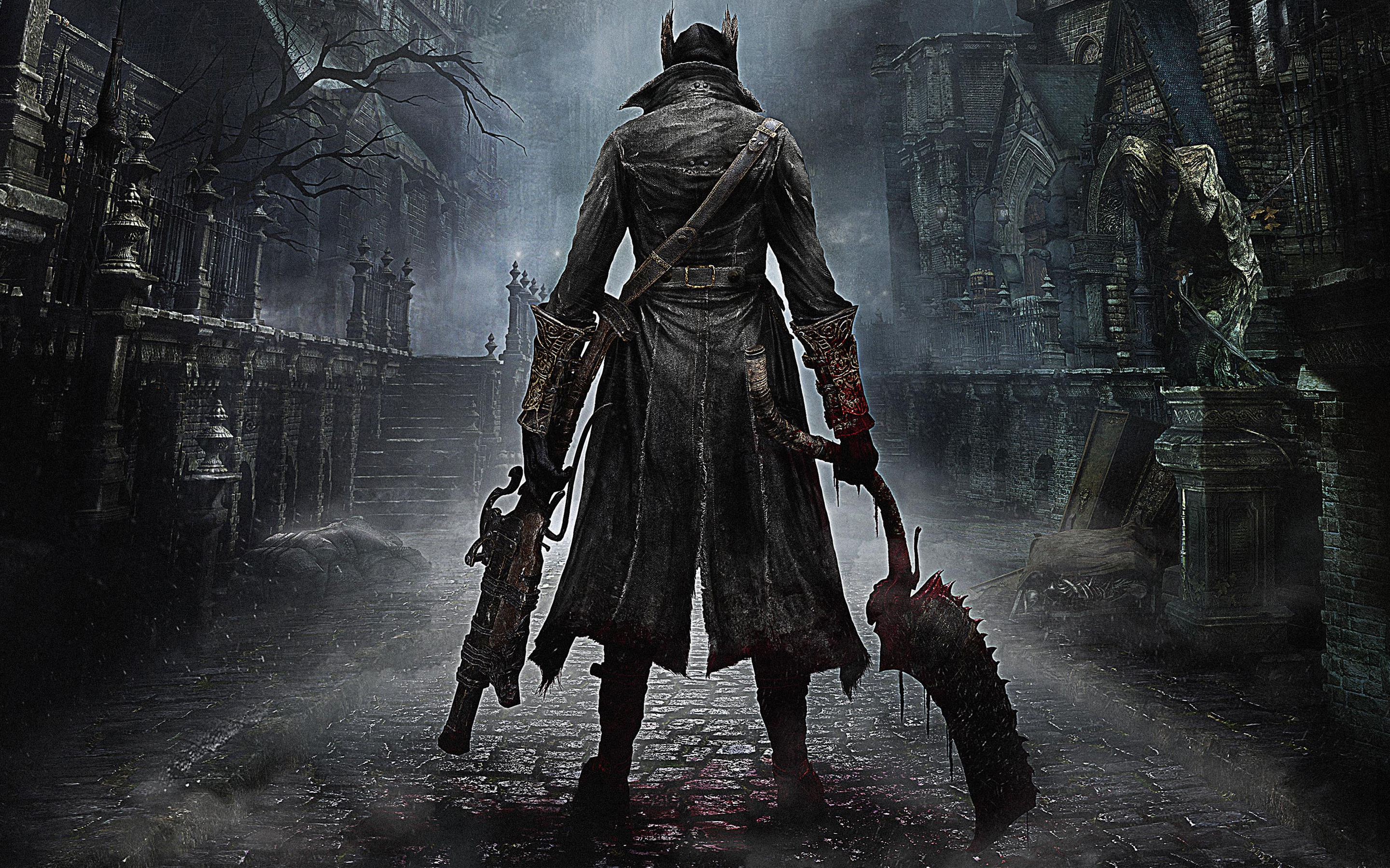 bloodborne ps4 game wallpapers | wallpapers hd
