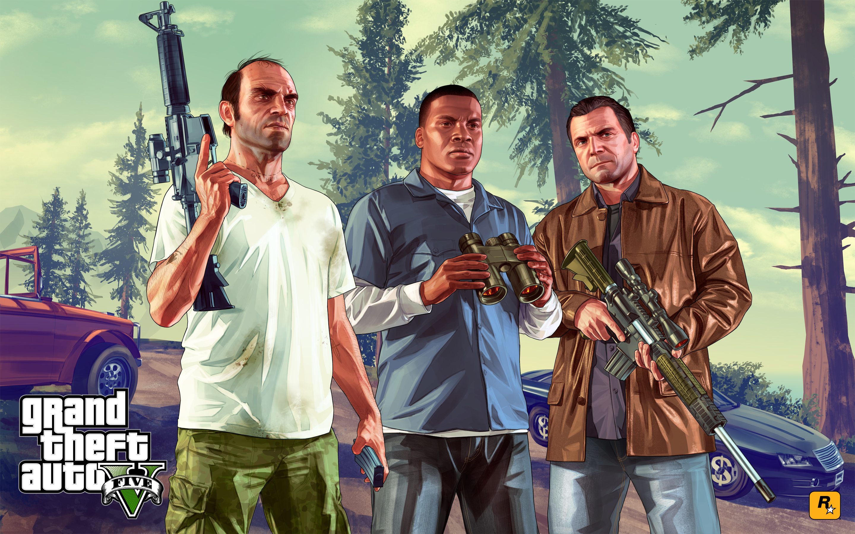 gr theft auto gta 5 wallpapers | wallpapers hd