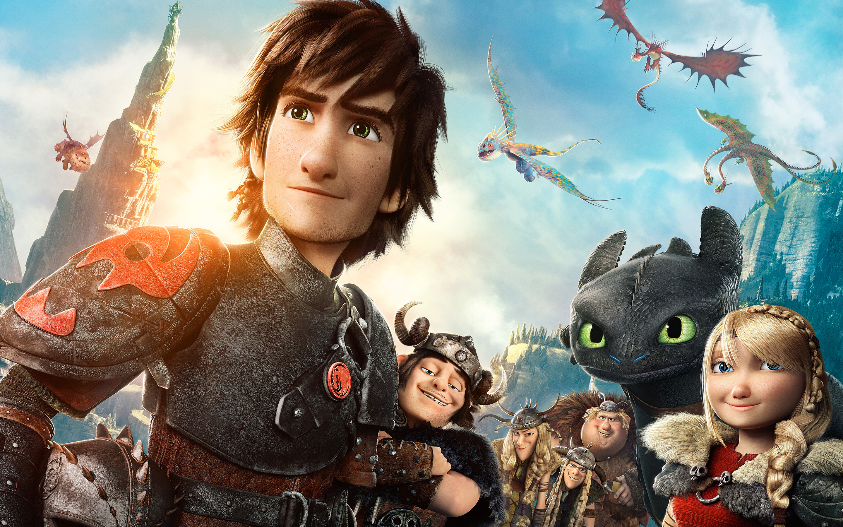 how to train your dragon 2 movie wallpapers | wallpapers hd