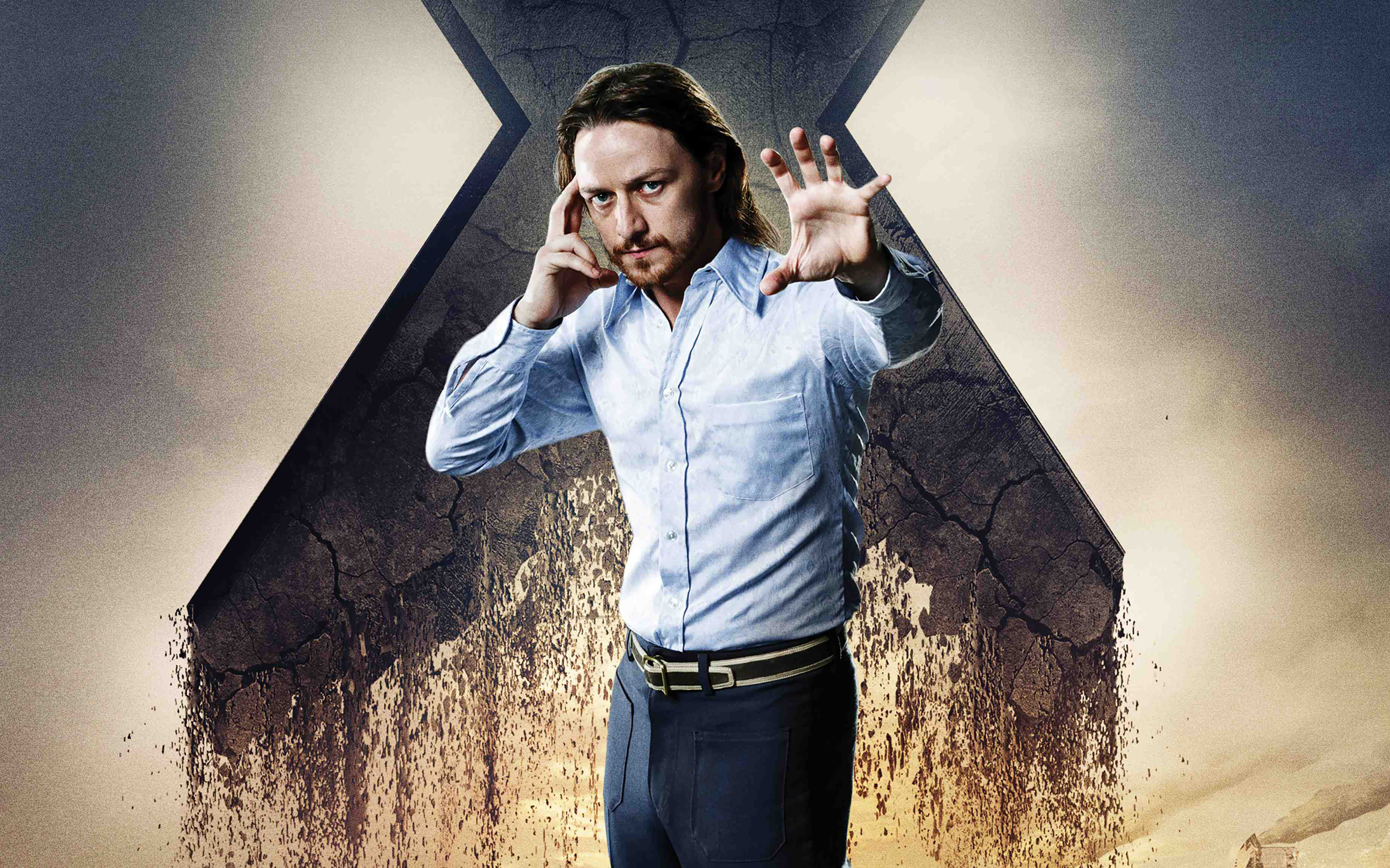 James McAvoy as Charles Xavier Wallpapers   Wallpapers HD