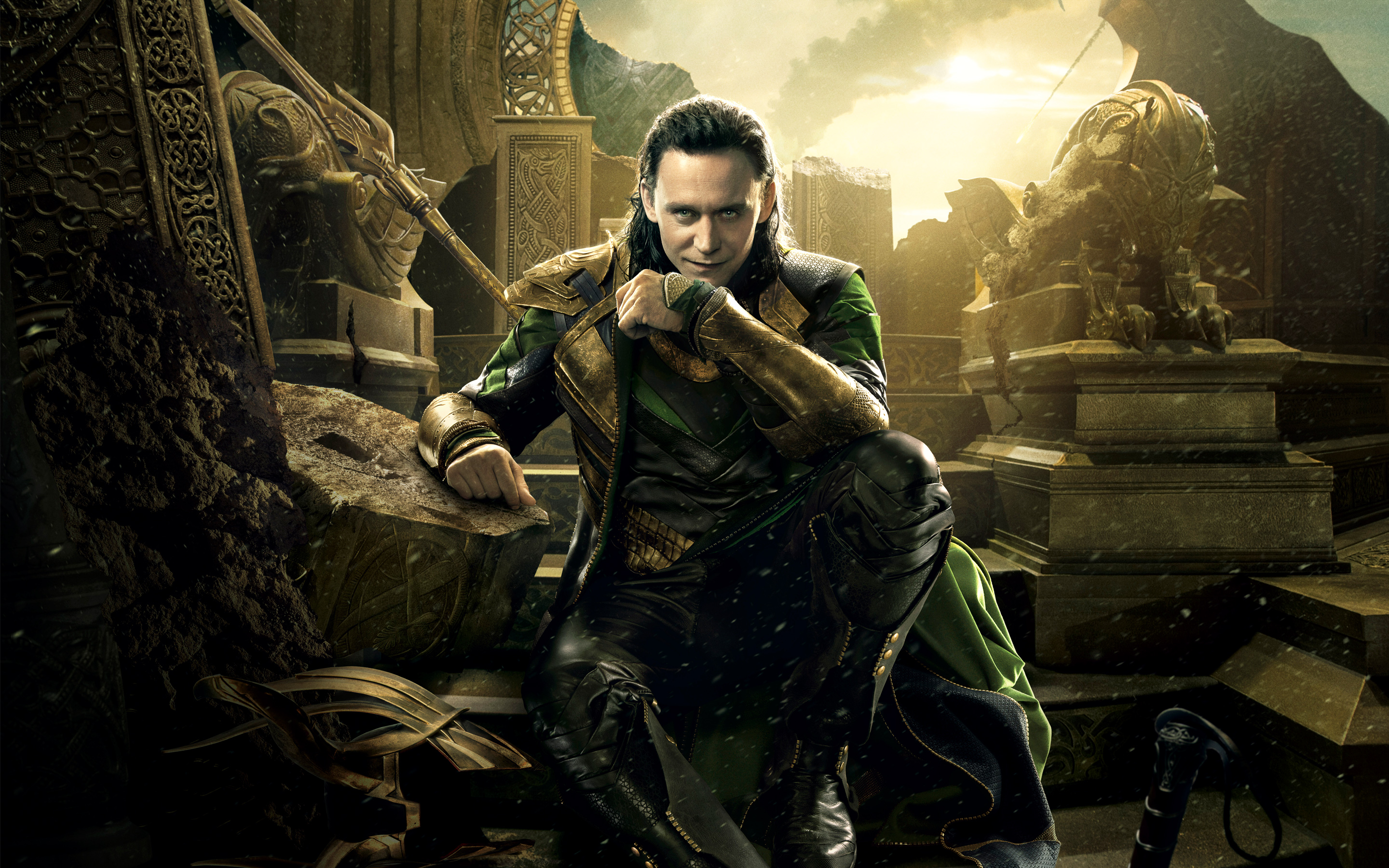 loki in thor 2 wallpapers | wallpapers hd