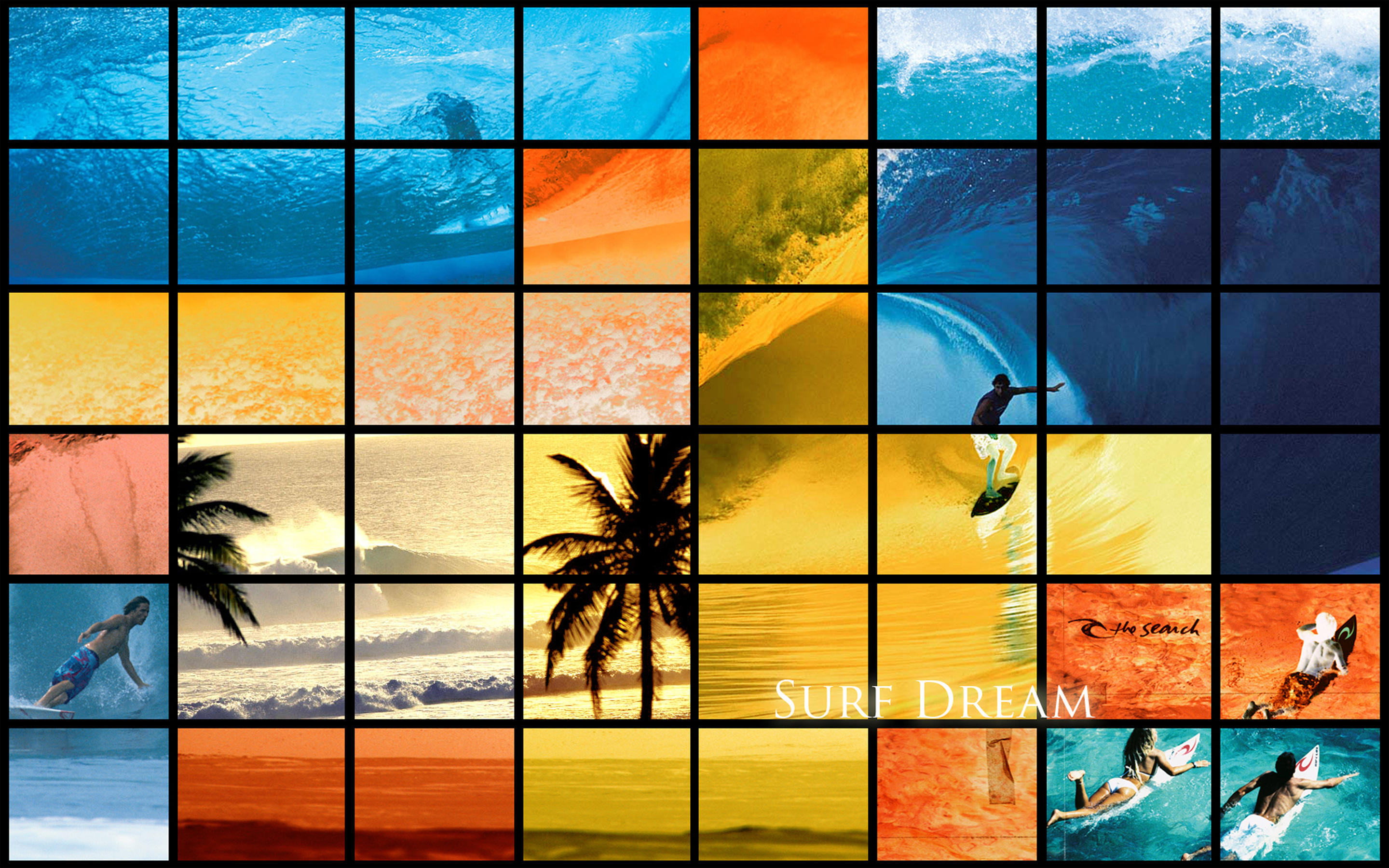 Surf Dream Wallpapers
