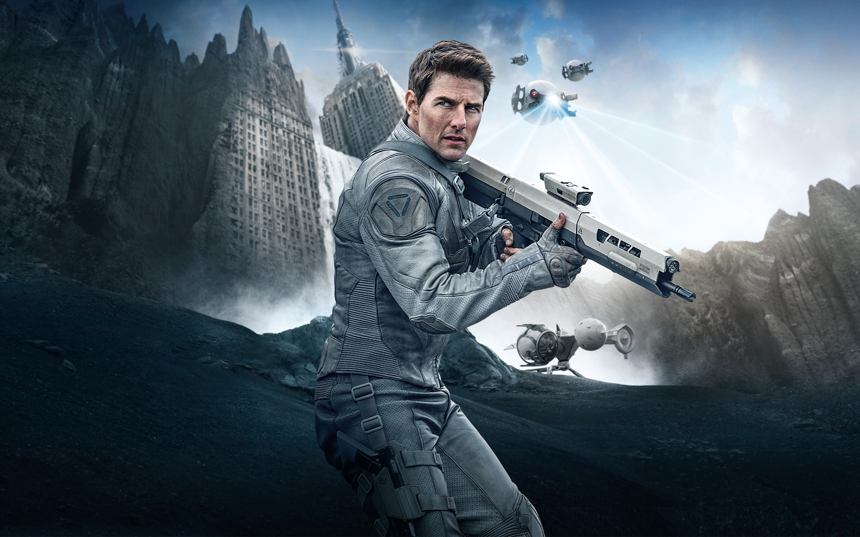 tom cruise in oblivion wallpapers | wallpapers hd