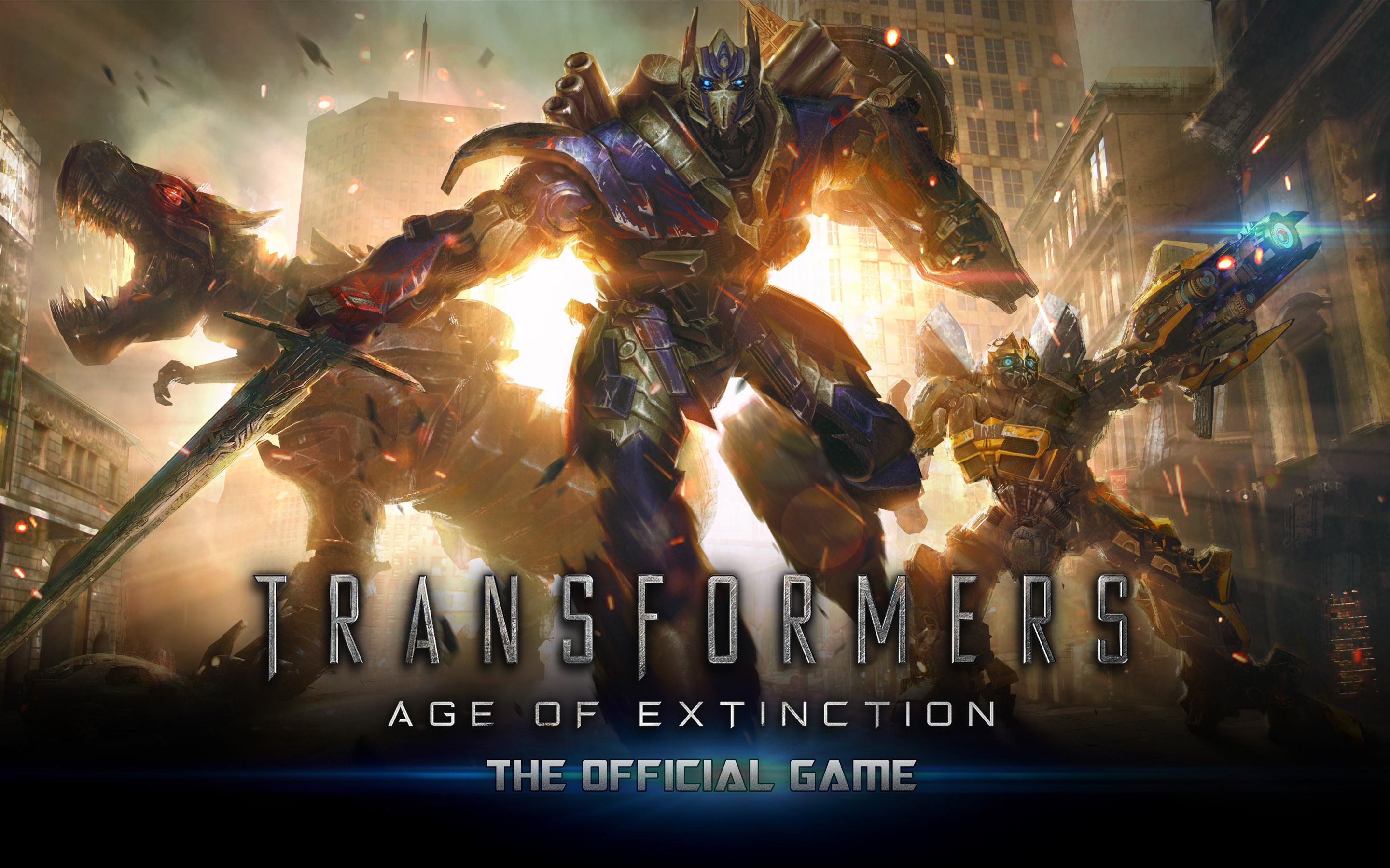 transformers age of extinction game wallpapers | wallpapers hd