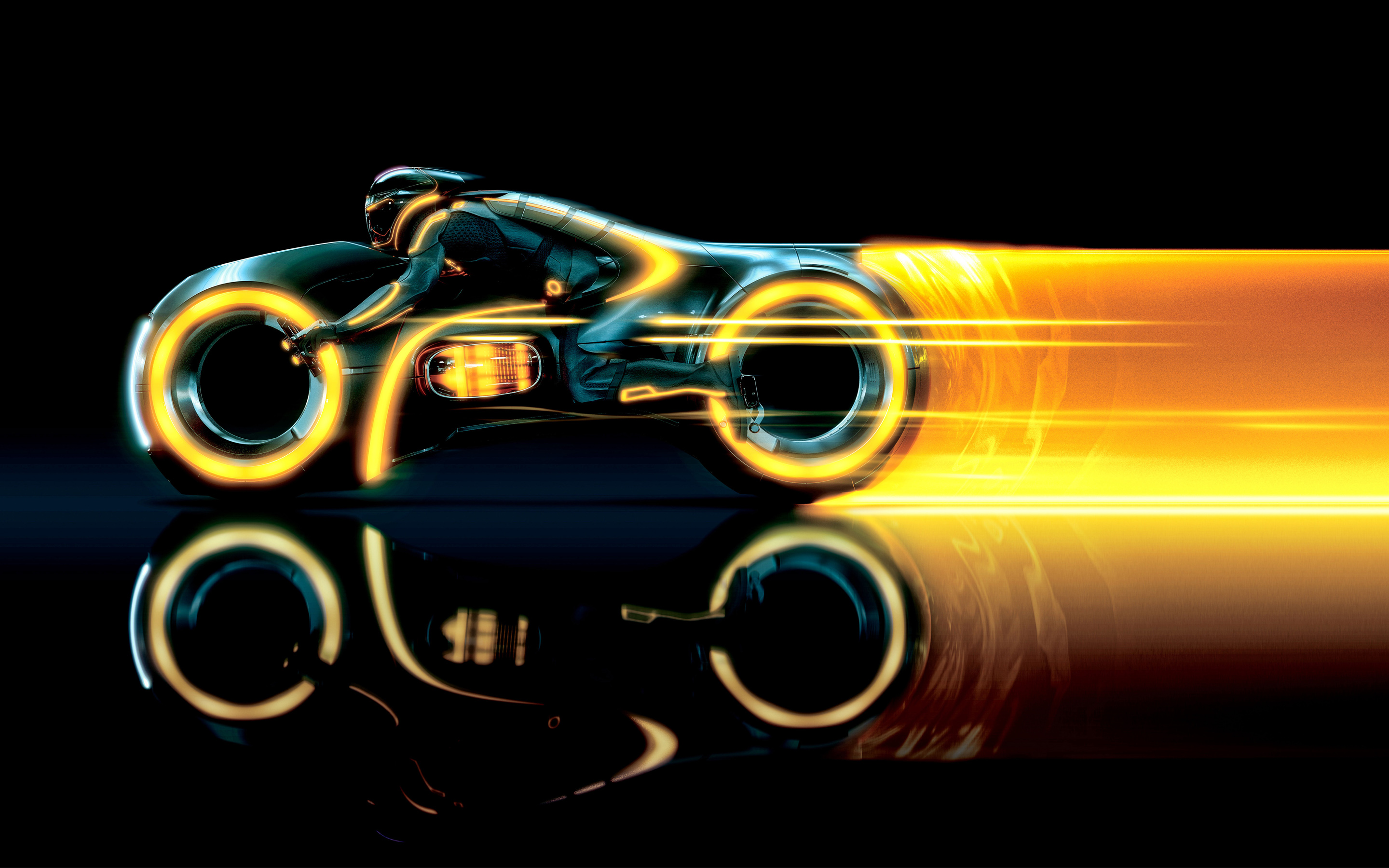tron legacy lightcycle wallpapers | wallpapers hd