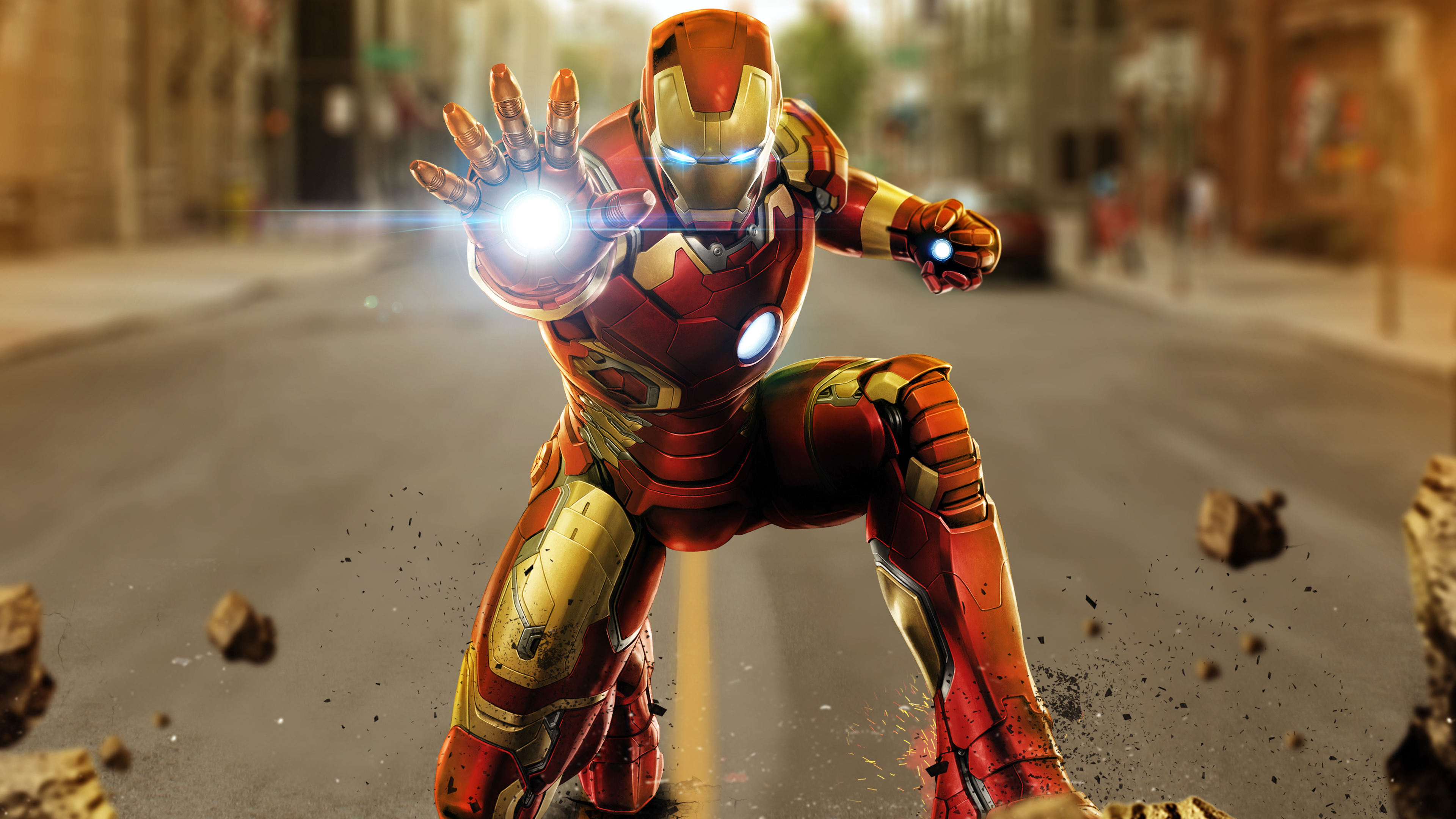 Iron Man Artwork 4k Wallpapers Wallpapers Hd