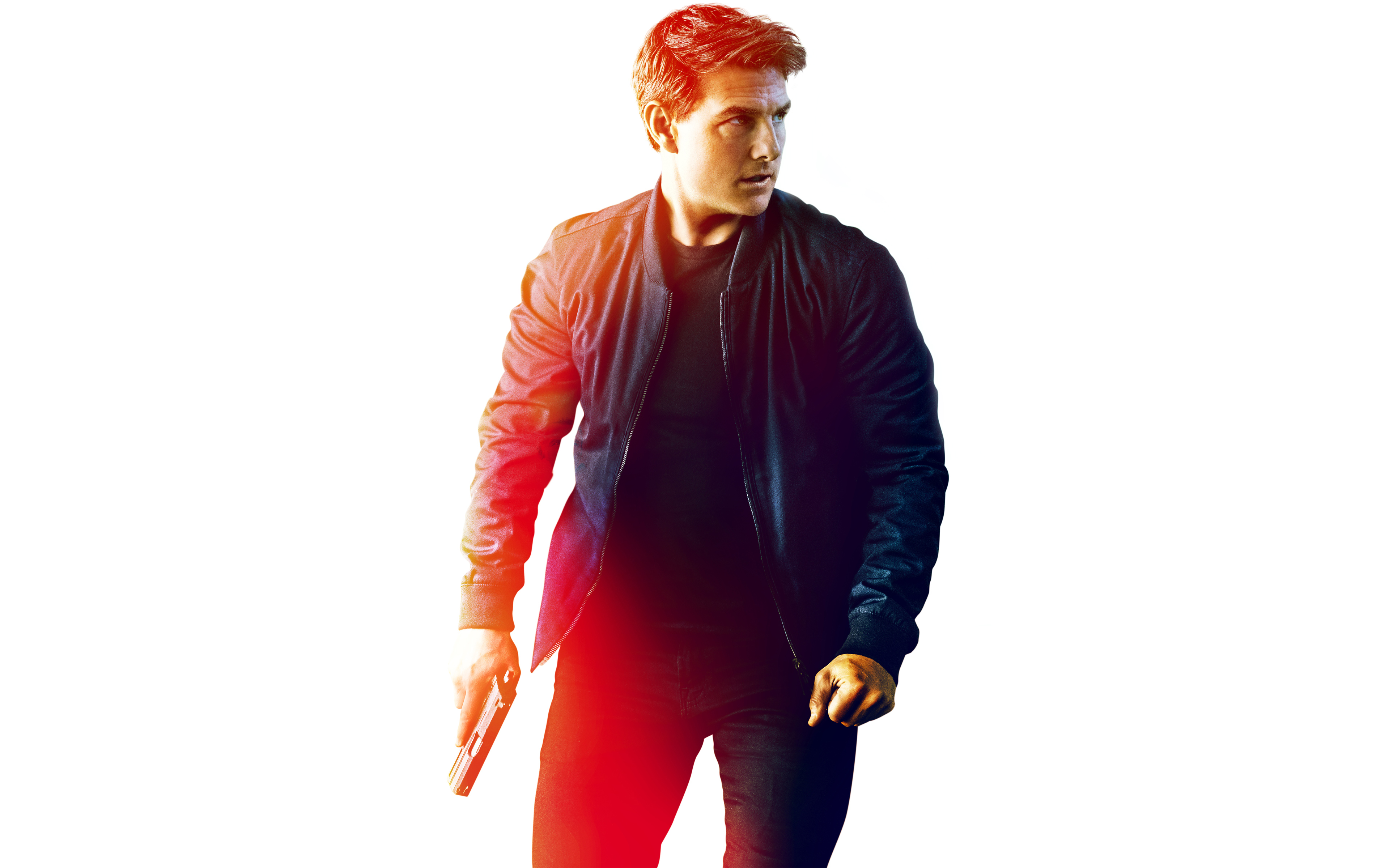 Tom Cruise In Mission Wallpapers Wallpapers Hd