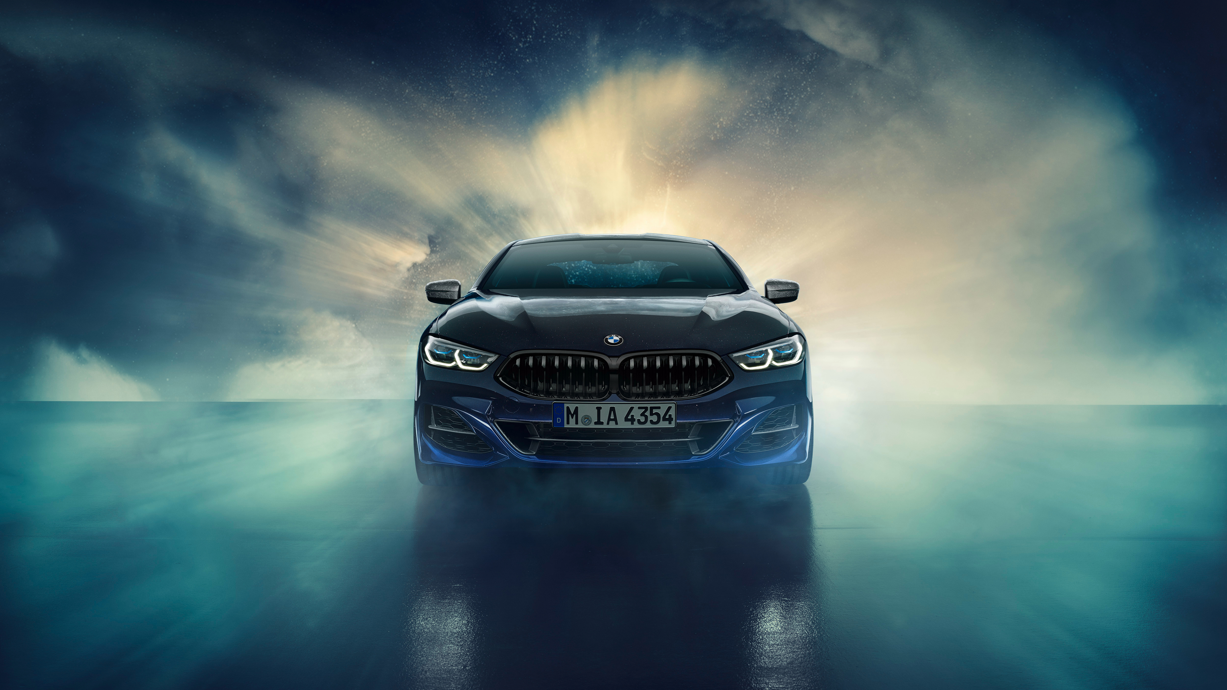 Bmw Individual M850i Xdrive Night Sky 2019 4k Wallpapers Wallpapers Hd
