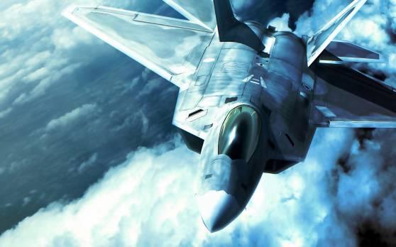 F 22 Raptor In Ace Combat HD Wallpapers Custom Size Generator