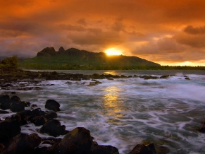 Isl Seascape Hawaii