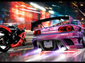 Need For Speed Race