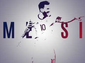 Lionel Messi Fan Art