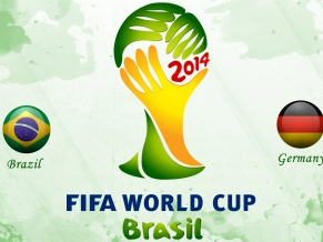 FIFA World Cup 2014 : Germany vs Brazil