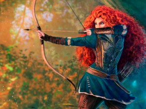 Princess Merida 1