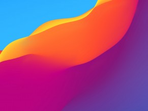 Colorful Gradient Waves Honor Play
