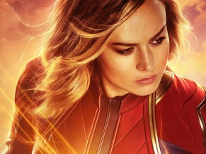 Brie Larson as Captain Marvel 1