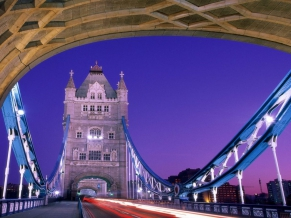 Tower Bridge London Engl