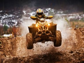 ATV Motocross Quadrocycle