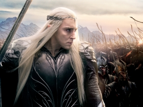 Lee Pace as Thruil in Hobbit 3
