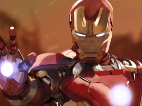 Iron Man Artwork 1