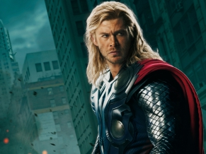 The Avengers Thor
