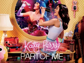 2012 Katy Perry Part of Me