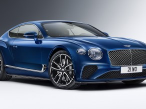 Bentley Continental GT Styling 2020 4K 2