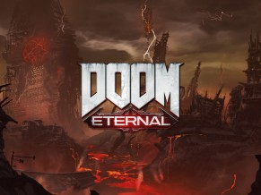 Doom Eternal 2019 Game 4K