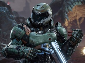 DOOM Eternal Doomguy 4K HD