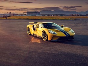 Ford GT 4K