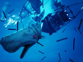 Hunt The High Seas As A Hyper Evolved Super Shark In Maneater 4K