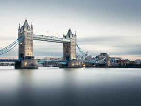 London Tower Bridge 4K