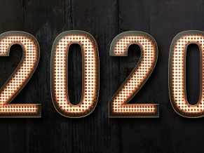 New Year 2020 4K