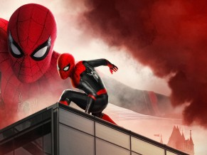Spider Man Far From Home 2019 4K
