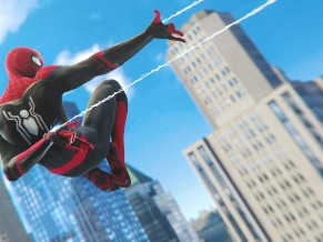 Spider Man Far From Home PS4 Game 4K