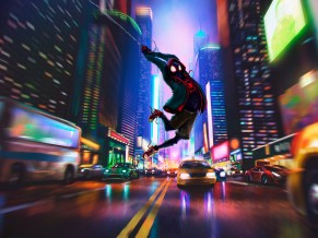 Spider Man Into the Spider Verse 4K 8