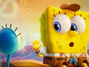 The SpongeBob Movie Sponge on the Run 2020