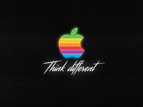 Apple Think Different 4K
