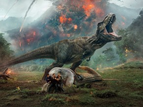 Jurassic World Fallen Kingdom 2018 4K 8K