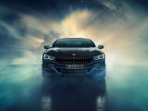 BMW Individual M850i xDrive Night Sky 2019 4K