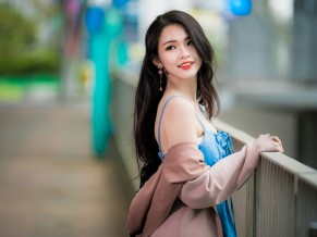 Beautiful Asian Girl 4K