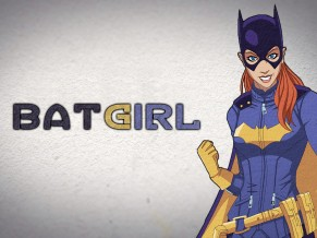 Batgirl Fan art 5K